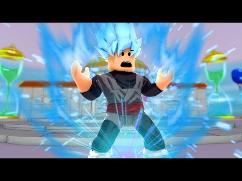 ROBLOX: Dragon Ball Super  - TREINEI NA SALA DO TEMPO ! ‹ Ine ›