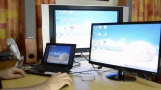 Comment relier la sortie VGA d'un PC à un TV (téléviseur) sur Connectic.fr