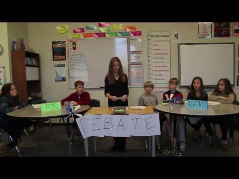 Gr 5 Debate on Renewable Energy: London