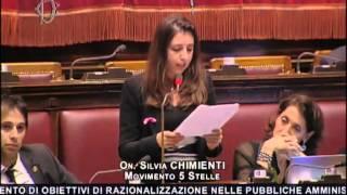24/10/2013 M5S Silvia Chimienti