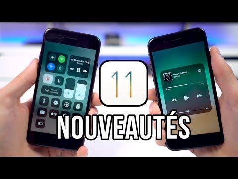 iOS 11 : Test et Présentation des Grosses Nouveautés !