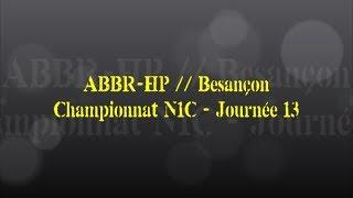 Retour sur le match... HP // Besançon