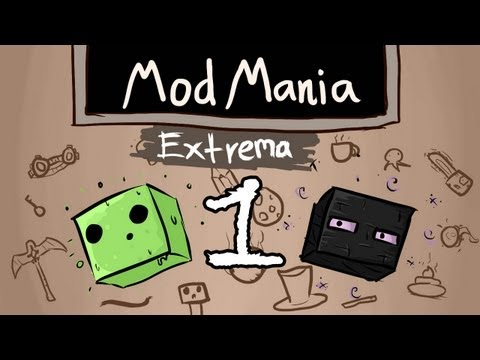 ModMania Extrema Minecraft Coop Joncris Eps 1 -
