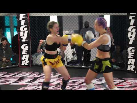 Fight Night 2017 - Meg Wright vs Holly Ensbury