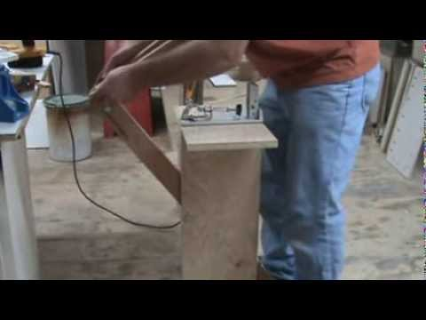 Homemade Pocket Hole Jig Foot Lever!!!!!!! Fast Fast Fast ...