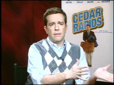 Cedar Rapids - Exclusive: Ed Helms Interview