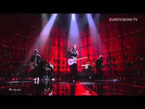 Softengine - Something Better (Finland) LIVE Eurovision Song Contest 2014 Grand Final