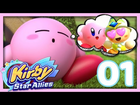 KIRBY ET SES AMIS ! | KIRBY STAR ALLIES EPISODE 1 CO-OP NINTENDO SWITCH FR