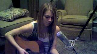 "Simone Nicole ""Diary of Jane"" - Breaking Benjamin (Cover)"