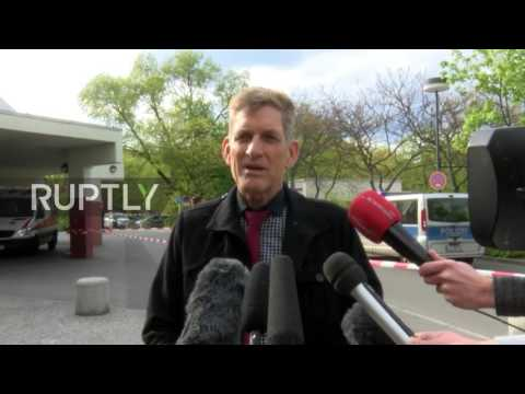 Germany: Gunman shot and injured by police outside Berlin hospital