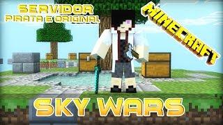 SkyWars Minecraft - Server Pirata e Original 1.7.10/1.8