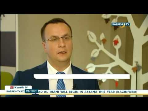 Roadmap for development of Kazakhstan insurance market - Kazakh TV