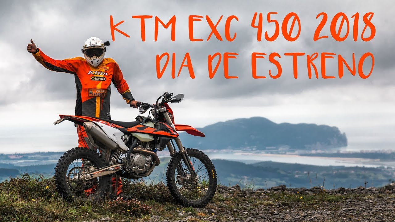 2018 ktm exc f 500. interesting exc nueva ktm 450 2018 and ktm exc f 500
