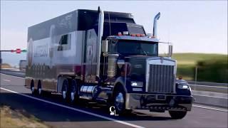Lattesso Kenworth Truck W900L