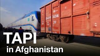 مستند پروژه انتقال لولۀ گاز ترکمنستان از طریق افغانستان به پاکستان و هند