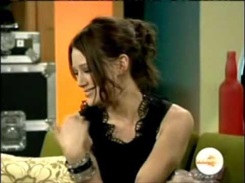 Hilary Duff - Interview On Teen Nick 2007 - HD