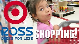 Great Finds at Target and Ross! - May 30, 2017 -  ItsJudysLife Vlogs