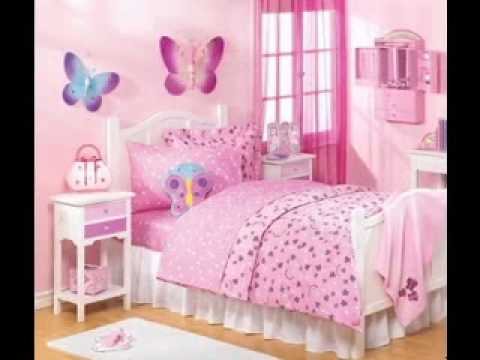 Diy Toddler Girl Room Decor Ideas Youtube