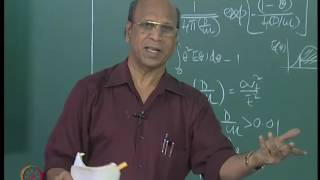 Mod-01 Lec-56 Dispersion with reaction Model and Tanks in Series Model