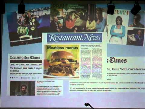 Erica Meier: Veg Eating 101 - Building a kinder, cleaner, and healthier world