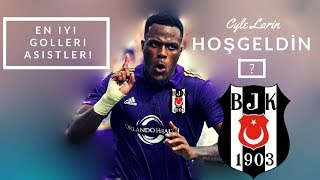 Cyle Larin Beşiktaş'ta - Larin Skill and All Goals