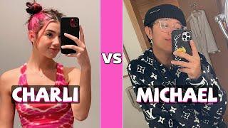 Charli D Amelio Vs Michael Le Tiktok Dance Battle MP3