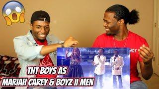 Your Face Sounds Familiar Kids 2018: TNT Boys as Mariah Carey, Boyz II Men | One Sweet Day