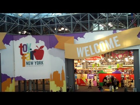 Toy Fair 2017 Highlights From The Floor In New York