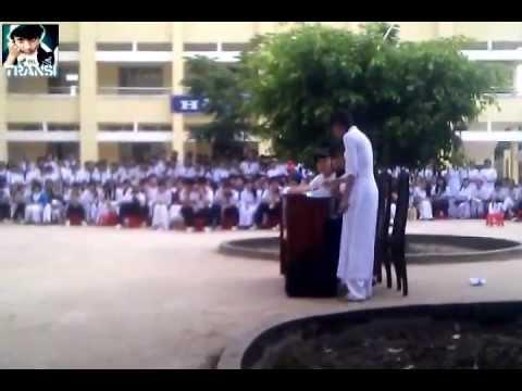 [20/11/2012] : Ngày nhà giáo Việt Nam tại THPT Bình Thạnh, Tây Ninh