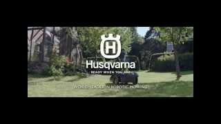 Husqvarna Automowers – it's all in those small engineered details