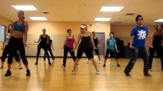 "Hip-Hop Dance Routine ""4 My People by Missy Elliot""  choreographed by Liana Santarossa"