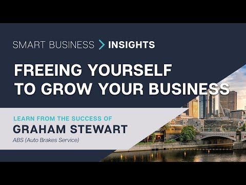 Freeing Yourself To Grow Your Business