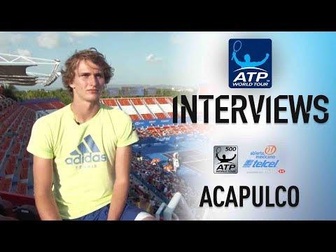 Zverev Seeks Return To Top Form In Acapulco