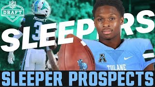 The BEST SLEEPER Prospects In The 2020 NFL Draft