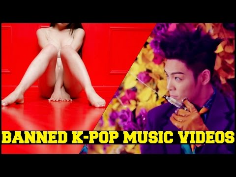 BANNED K-POP MUSIC VIDEOS – SEXY & BAD [Part 2]