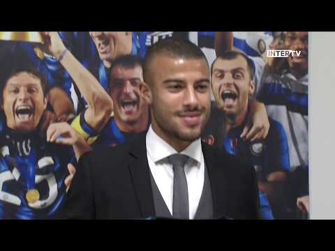 Rafinha, welcome to Inter! 🇧🇷⚫️🔵