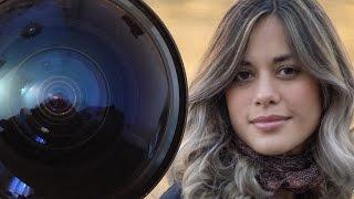 Shooting a Circular Video with a 180° Fisheye Lens