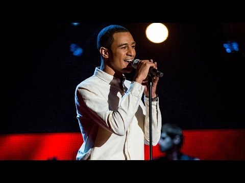 Femi Santiago performs 'My Cherie Amour' - The Voice UK 2014: Blind Auditions 5 - BBC One