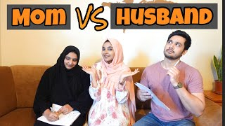 Who knows me better | Challenge | Vlog - 50 | Nuziha & Ajmal