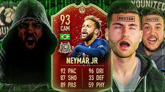 FIFA 20: YOUnited Royal IF RED NEYMAR #4 🔥🔥 bE3F mIT TisIScHuBeCh !!