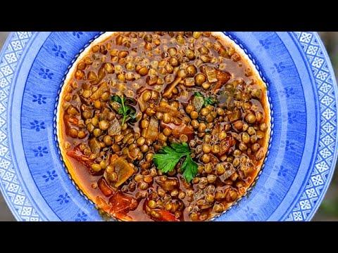 lentilles-à-la-marocaine-👌-pour-faire-le-plein-de-vitamines-/-recette-économique-🔝