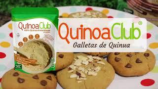 Galletas de Quinua