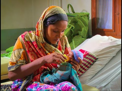 Cup Feeding (Arabic) - Small Baby Series