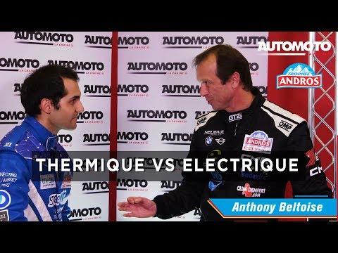 THERMIQUE VS ELECTRIQUE - Trophée Andros