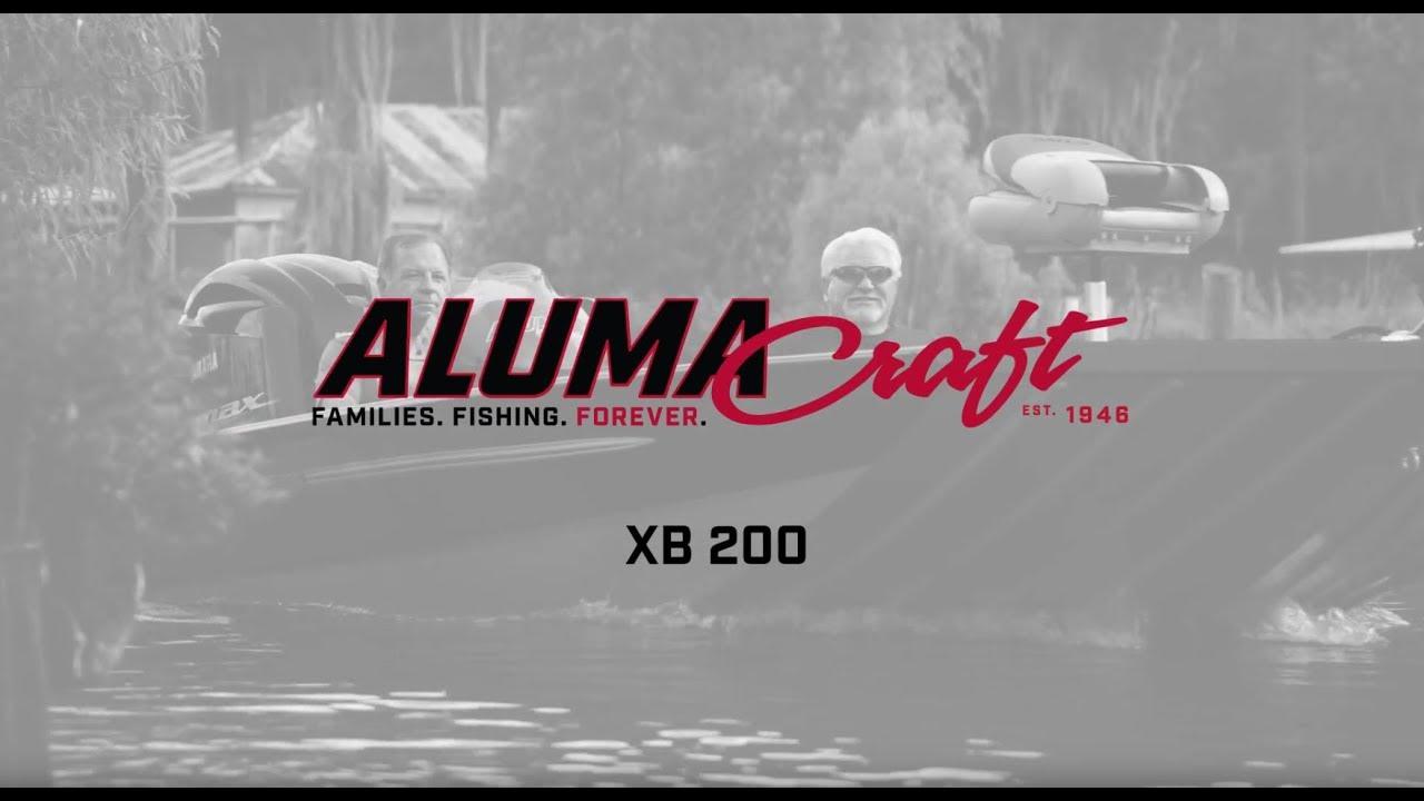 Alumacraft 2018 XB200 by Alumacraft Boat Co