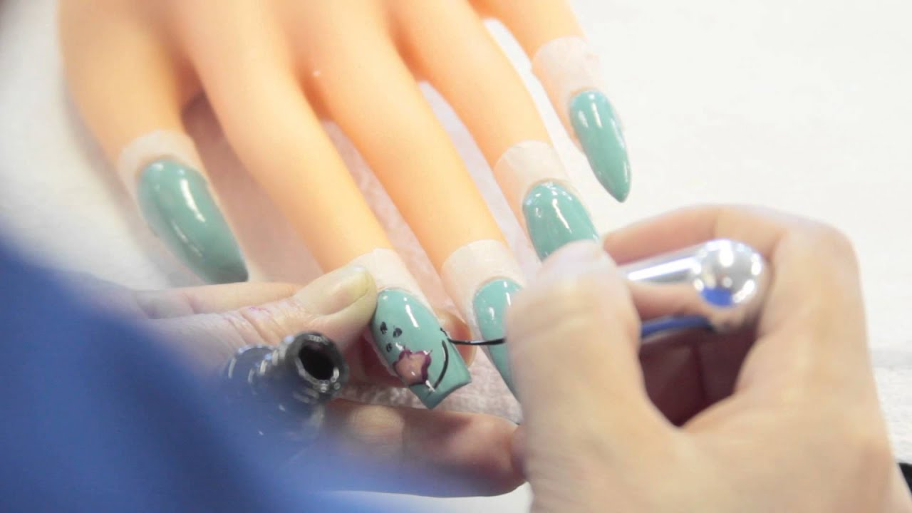 Manicuring Program Nail School In The Bay Area Icoc