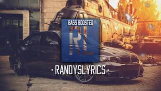 Bryson Tiller - Right My Wrongs - Bass Boosted