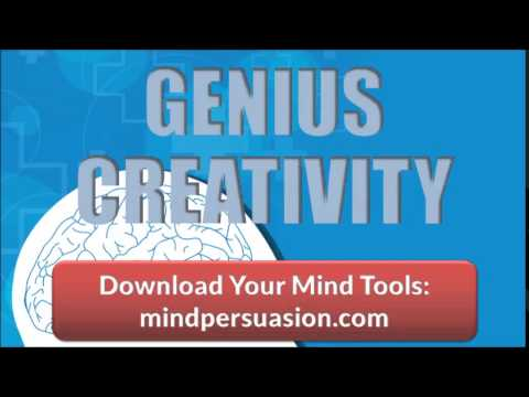 Genius Creativity   Problem Solving Madness   Think WAY Outside The Box