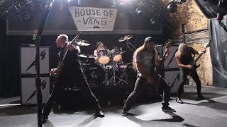 METALLICA - Atlas, Rise! - Live from The House of Vans, London - 18 November 2016