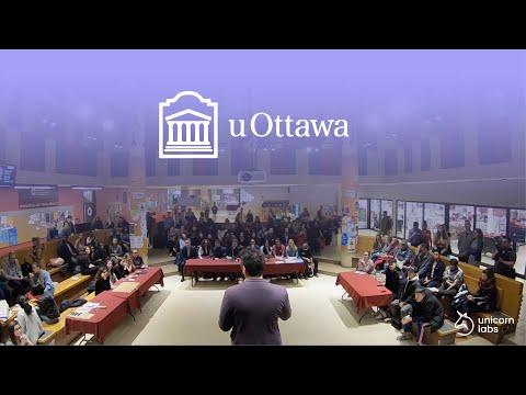 The Ventures Initiative Showcase - University Of Ottawa